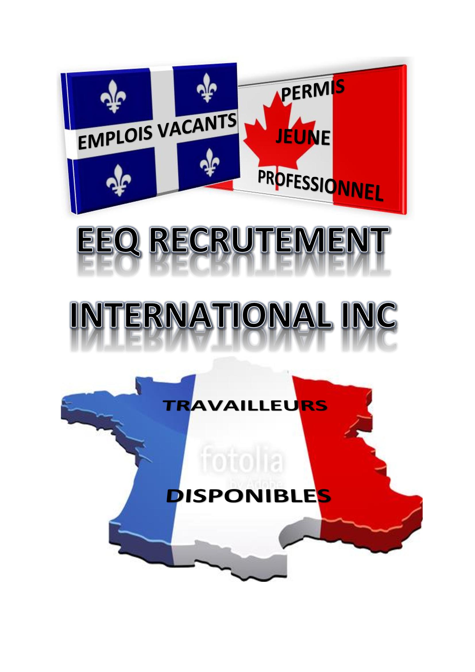 EEQ Recrutement international